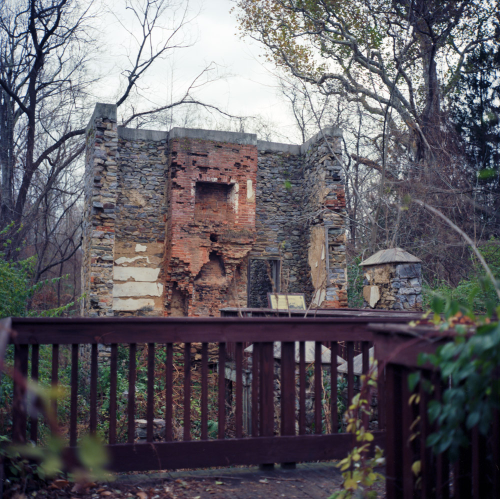 Ironmasters House Ruins