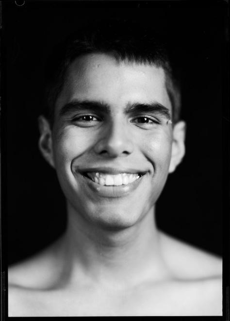 Jose, Smiling