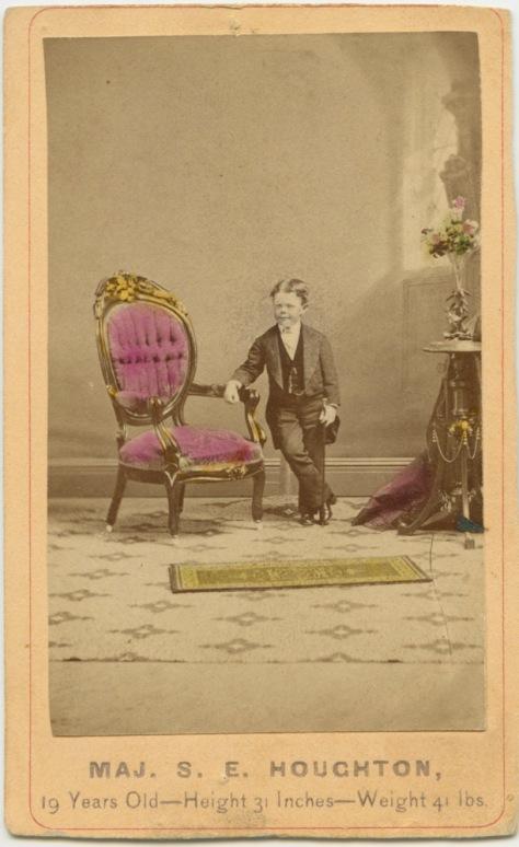 Major S.E. Houghton