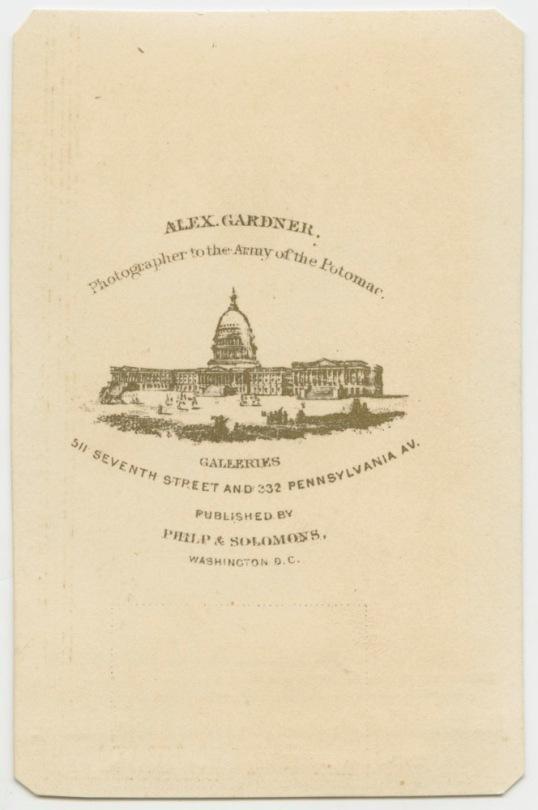 Alex Gardner, Version 2