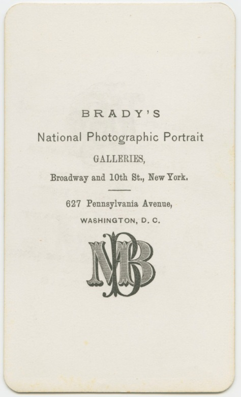 Mathew Brady, Late