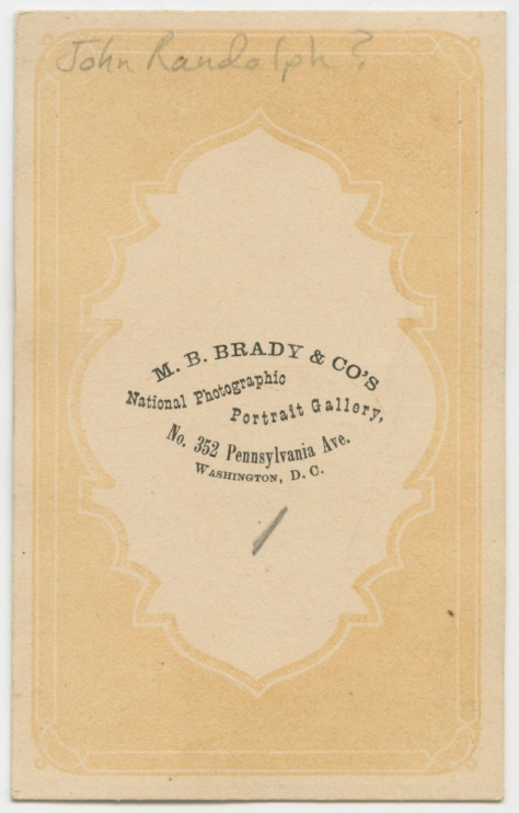 Mathew Brady, Middle