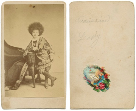 Circassian Girl