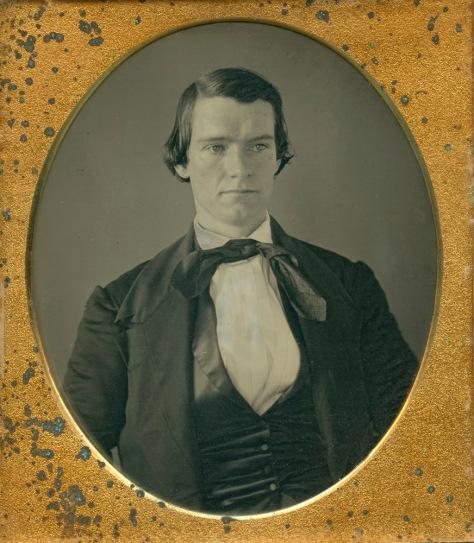 Anonymous Daguerreotype, ca. 1840-1845