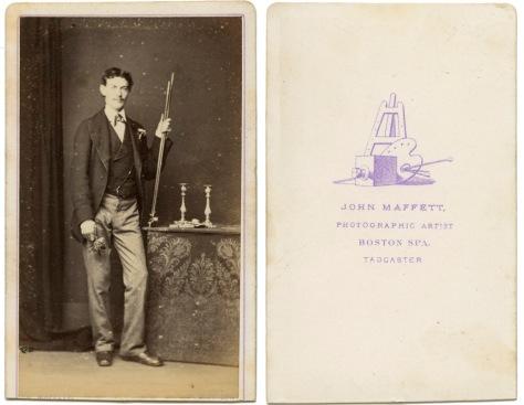 Fisherman by Maffett, Boston Spa, Tadcaster UK
