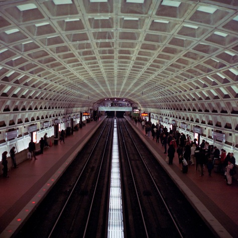 Gallery Place Metro #1