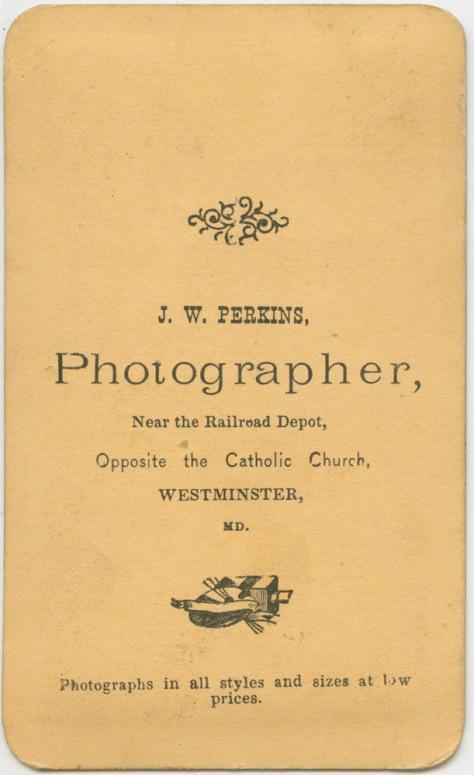 J.W. Perkins, Westminster