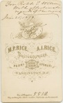 M.P. Rice, Late