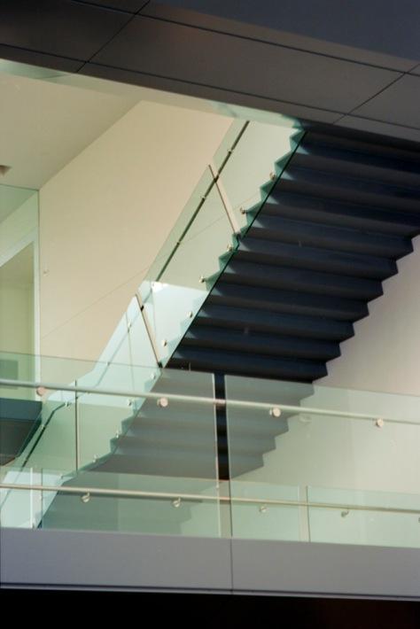 Staircase, VMFA