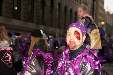Serious Zombie Makeup