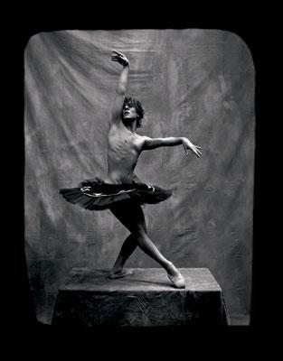 Reuven Afanador - Sombra - Ballet Dancer