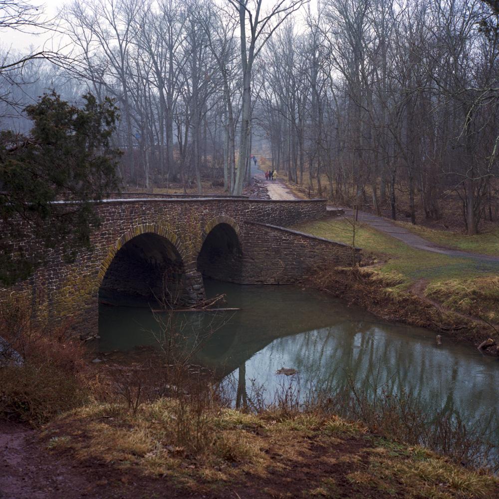 Stone Bridge over Bull Run