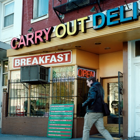 Carry Out Deli