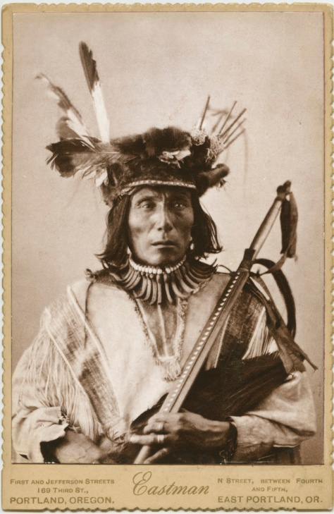 Native American by G.L. Eastman