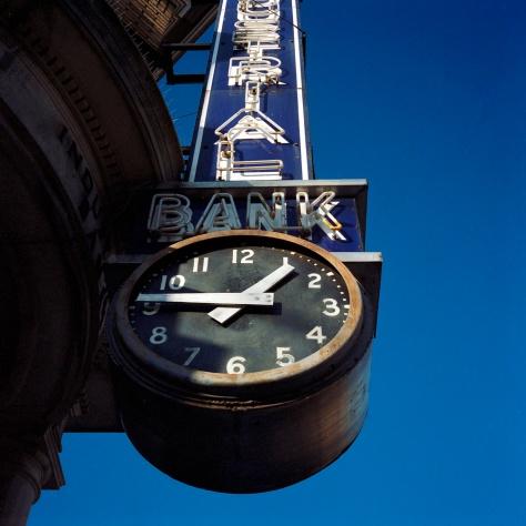 Industrial Bank Clock, 11th & U