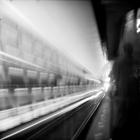 Oncoming Metro