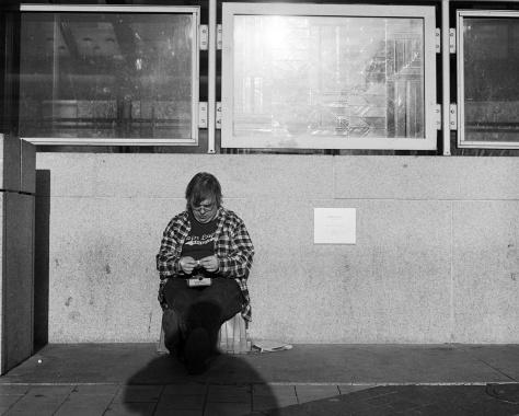 Philip Seymour Hoffman and My Shadow