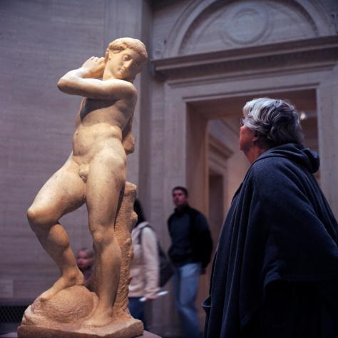 David/Apollo Admirer
