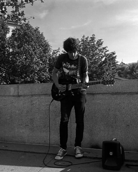 Dupont Metro Guitarist