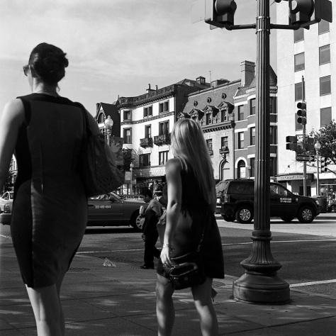 Dupont Pedestrians