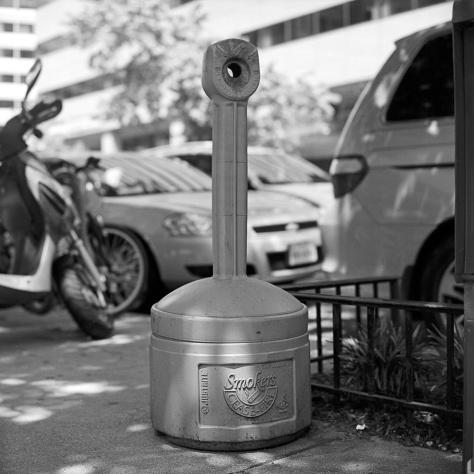 Smoker's Pot