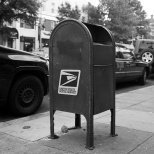 Everyday Objects- Mailbox