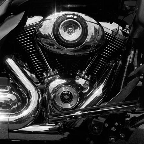 Harley 103 V-twin