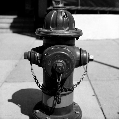 Mueller Hydrant, K Street, DC