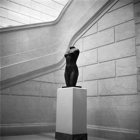Staircase, National Gallery of Art