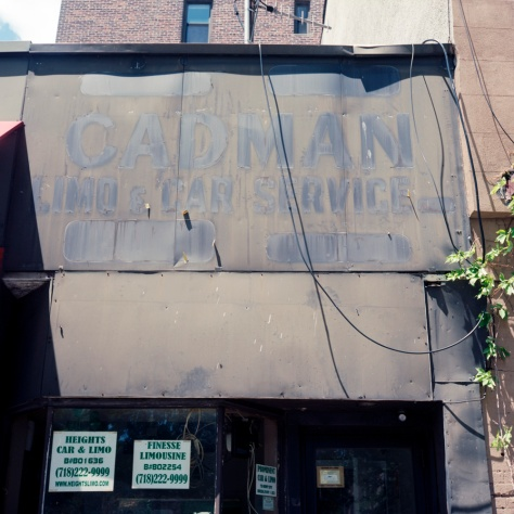 Cadman Car Service, Brooklyn