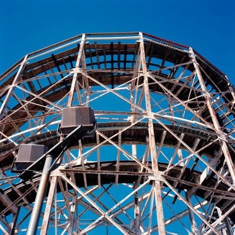 Back Curve, The Cyclone, Coney Island