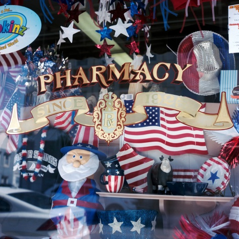 Pharmacy Window, Harbor Springs