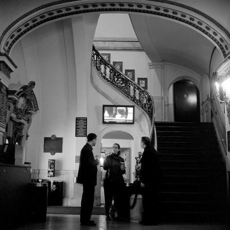Lyceum Lobby