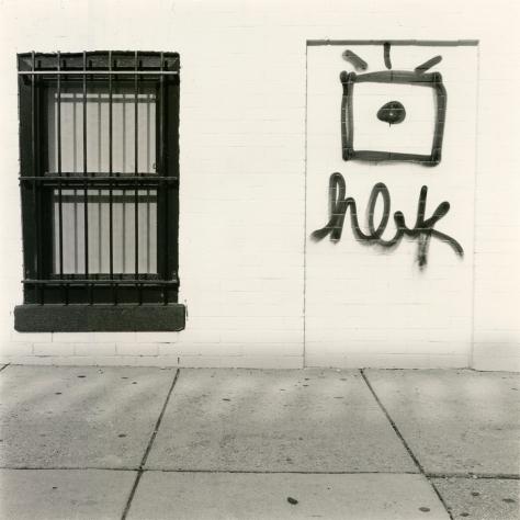Window, Graffiti, 15thStreet