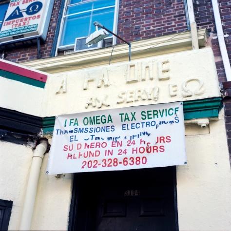 Alfa Omega Tax Services