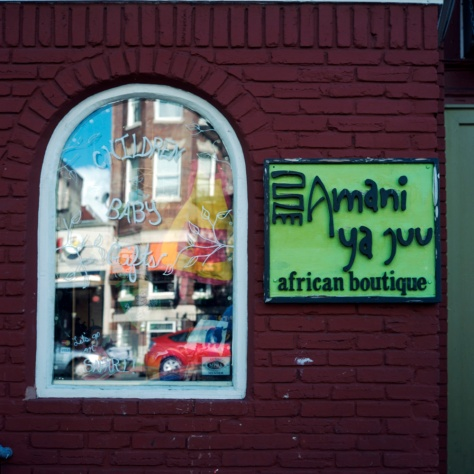 Amani African Boutique