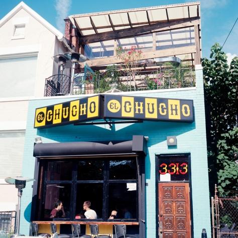 El Chucho Roof Deck