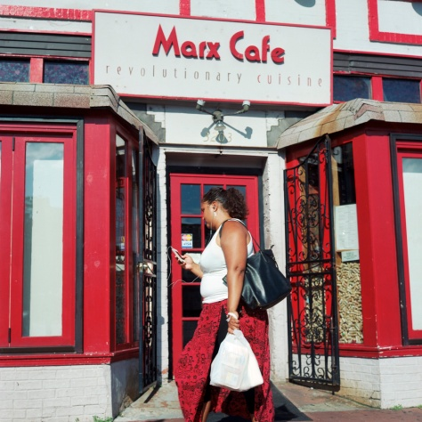 Marx Cafe
