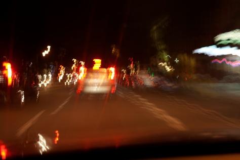 Following Traffic #1