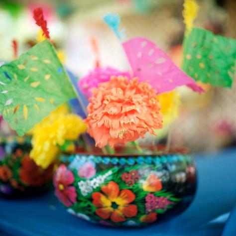 Paper Flowers, Mexican Pavilion