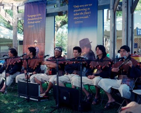 Qechua Musicians