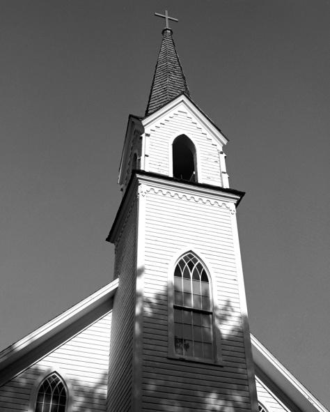 St Ignatius Steeple