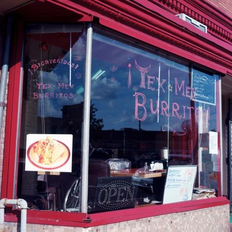 Tex-Mex Burritos