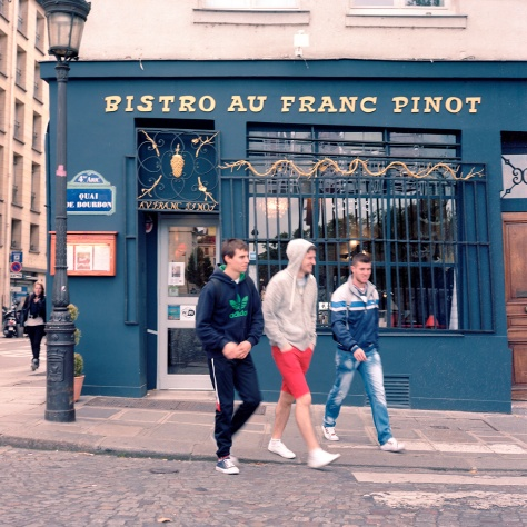 Bistro Au Franc Pinot