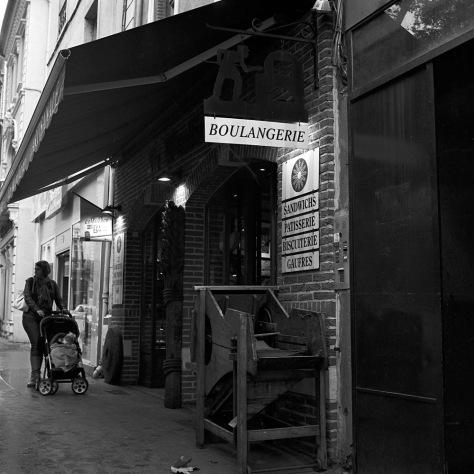 Boulangerie, Chalon