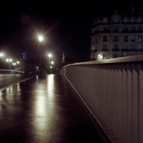 Pont St. Louis, Night