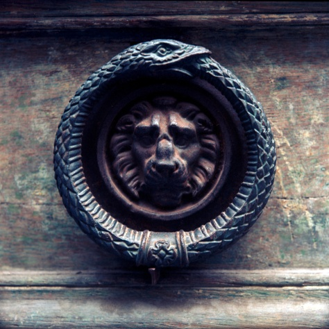 Door Knocker, Ile St. Louis