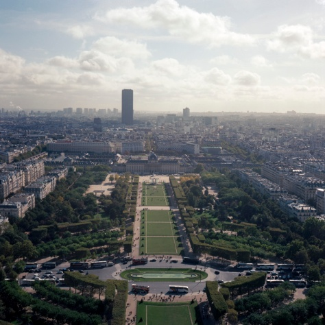 Champ De Mars, 2nd Tier View