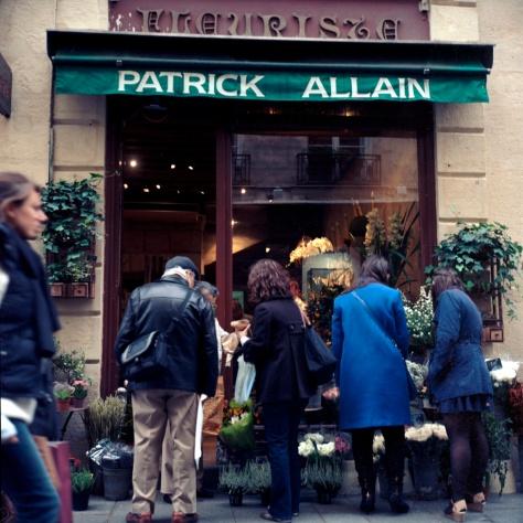 Patrick Allain Florist, Rue St. Louis en L'Ile