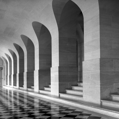 Hall, Arches, Versailles